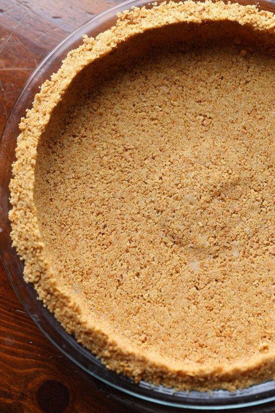 The Best Graham Cracker Pie Crust