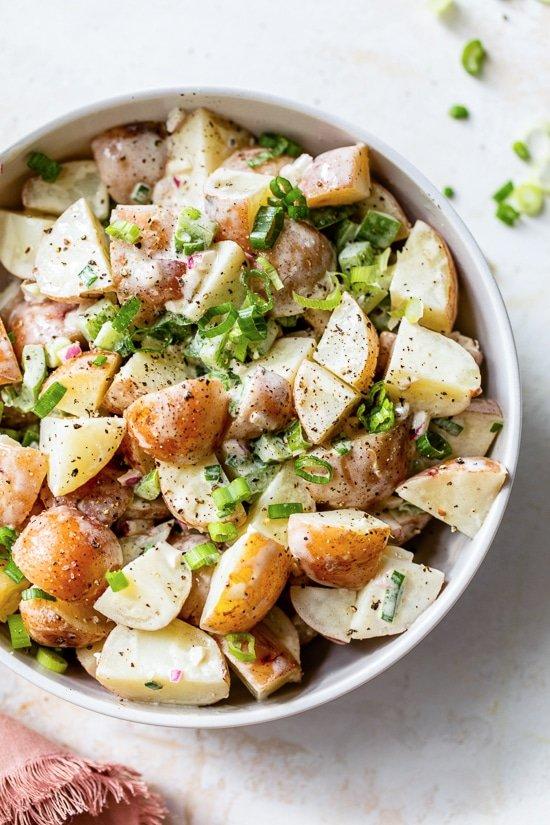 Baby Red Potato Salad
